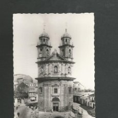 Postales: POSTAL SIN CIRCULAR - PONTEVEDRA 59 CAPILLA DE LA PEREGRINA - EDITA ARTIGOT. Lote 194753276