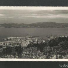Postales: POSTAL SIN CIRCULAR - VIGO 19 - EL PUERTO PESQUERO - EDITA ARTIGOT. Lote 194753987
