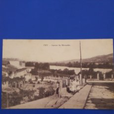 Postales: POSTAL TARJETA ANTIGUA CIUDAD DE TUY. Lote 194787082