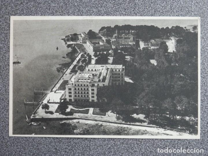 LA TOJA PONTEVEDRA LOTE 2 POSTALES FOTOGRÁFICAS ANTIGUAS (Postales - España - Galicia Antigua (hasta 1939))