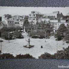 Postales: EL FERROL PLAZA DEL MARQUÉS DE AMBAGE POSTAL FOTOGRÁFICA ANTIGUA. Lote 194948092