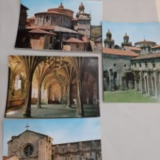 Postales: ORENSE MONASTERIO DE OSERA CISTERCIENSE. Lote 195001322
