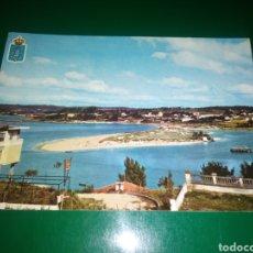 Postales: ANTIGUA POSTAL DE LA CORUÑA. PLAYA DE SANTA CRISTINA. AÑOS 60. Lote 195016047