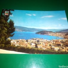 Postales: ANTIGUA POSTAL DE VIGO. PANORÁMICA DESDE EL CASTRO. AÑOS 60. Lote 195016583