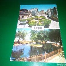Postales: ANTIGUA POSTAL DE LUGO . AÑOS 60. Lote 195017210