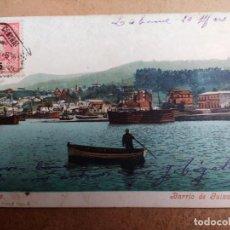 Postales: POSTAL VIGO, BARRIO DE GUIXAR, EDICION PURGER@CO, MUNCHEN. Lote 195187866