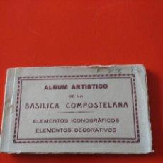 Postales: BASÍLICA COMPOSTELANA. Lote 195201887