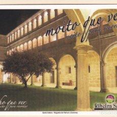 Postales: POSTAL SANTO ESTEVO. NOGUEIRA DE RAMUIN. OURENSE - RIBEIRA SACRA. Lote 195216007