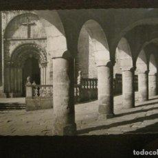 Postales: ORENSE-CATEDRAL-PUERTA SUR-GARCIA GARRABELLA-21-POSTAL ANTIGUA-(68.134). Lote 195226508