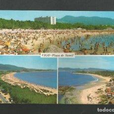 Postales: POSTAL SIN CIRCULAR - VIGO 3294 - PLAYA DEL SAMIL - EDITA POSTALES FAMA. Lote 195251153