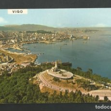 Postales: POSTAL SIN CIRCULAR - VIGO 3163 - VISTA AEREA - EDITA POSTALES FAMA. Lote 195251201