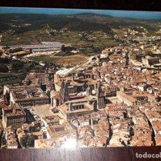 Postales: Nº 36169 POSTAL SANTIAGO DE COMPOSTELA GALICIA VISTA AEREA. Lote 195254817