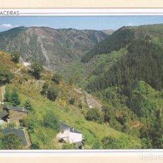 Postales: POSTAL AS LACEIRAS. SALCEDO. A POBRA DO BROLLON. LUGO (1996). Lote 195338232