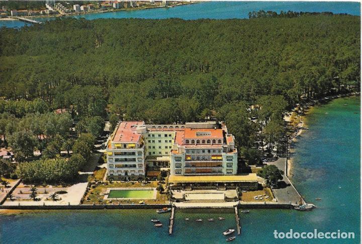 == B1445 - POSTAL - ISLA DE LA TOJA - GRAN HOTEL (Postales - España - Galicia Moderna (desde 1940))