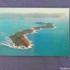 Postales: ISLAS CIES. RIA DE VIGO.. Lote 195394970