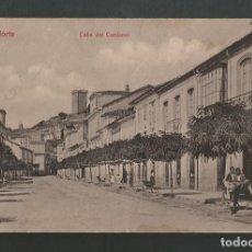 Postales: POSTAL SIN CIRCULAR - MONFORTE DE LEMOS 3 - CALLE DEL CARDENAL - EDITA FOTOGRAFIA ORTIZ. Lote 195414413