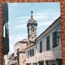 Postales: SANTIAGO DE COMPOSTELA - RUA NUEVA. Lote 195460863