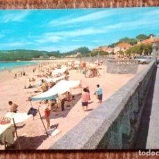 Postales: SANGENJO - PONTEVEDRA - PLAYA SILGAR. Lote 195461020