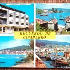 Postales: RESTAURANTE LA PARADA - COMBARRO - PONTEVEDRA. Lote 195461215
