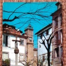 Postales: ORENSE - PLAZUELA DE LA MAGDALENA. Lote 195461268
