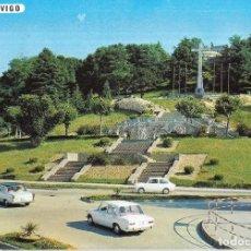 Postales: == B1547 - POSTAL - VIGO - EL CASTRO - MONUMENTO A LOS CAIDOS. Lote 195495787