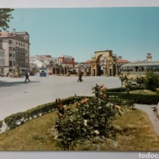 Postales: MARIN. ESCUELA NAVAL Y PUERTA CARLOS I. ESCRITA. Lote 195513822