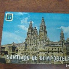 Postales: SANTIAGO DE COMPOSTELA 10 POSTALES. Lote 195522833
