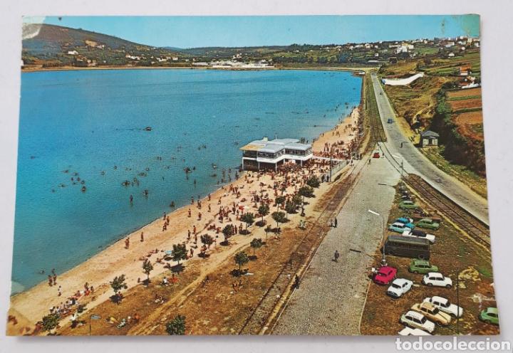 EL FERROL DEL CAUDILLO. PLAYA DE COPACABANA. CIRCA: 1966 (Postales - España - Galicia Moderna (desde 1940))