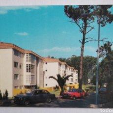 Postais: POSTAL 54 ISLA DE LA TOJA PONTEVEDRA APARTAMENTOS RUA CONDOSA AÑO 1986 ED ARRIBAS. Lote 196187692