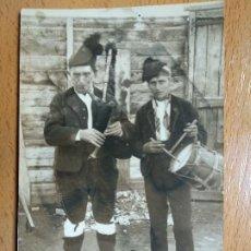Cartes Postales: POSTAL FOTOGRAFICA, GALICIA, TIPOS DEL PAIS, FERRER. Lote 196250852