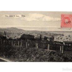 Postales: VIGO.(PONTEVEDRA).- DESDE SAN JUAN.. Lote 197223013