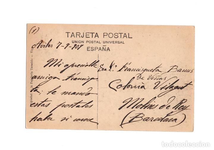 Postales: VIGO.(PONTEVEDRA).- DESDE SAN JUAN. - Foto 2 - 197223013