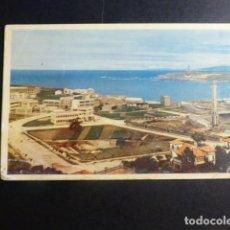 Postales: LA CORUÑA VISTA Y TORRE DE HERCULES. Lote 218798217