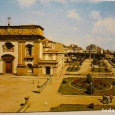 Cartes Postales: POSTAL EL FERROL DEL CAUDILLO -JARDINES HERRERA -OBELISCO CHURRUCA. Lote 197484108