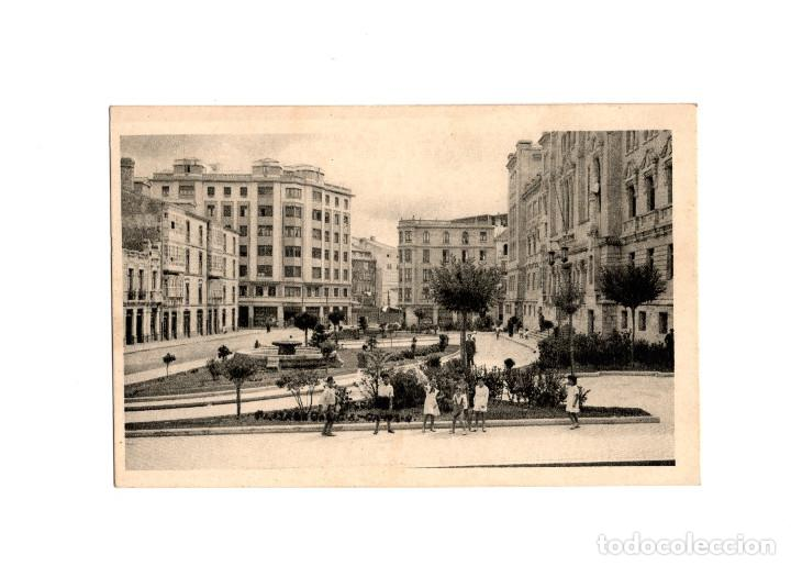 LA CORUÑA.- PLAZA DE GALICIA. (Postales - España - Galicia Antigua (hasta 1939))