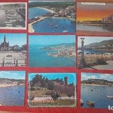 Postales: GALICIA: LOTE 58 POSTALES. . Lote 198595611