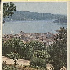Postales: X123398 GALICIA PONTEVEDRA VIGO VISTA DESDE EL CASTRO. Lote 198728241