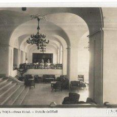 Postales: == PV895 - POSTAL - LA TOJA - GRAN HOTEL - DETALLE DEL HALL. Lote 198772533