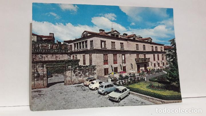 POSTAL PONTEVEDRA PARADOR DE TURISMO EDI. GARRABELLA. SIN USO. (Postales - España - Galicia Moderna (desde 1940))