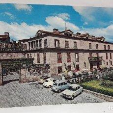 Postales: POSTAL PONTEVEDRA PARADOR DE TURISMO EDI. GARRABELLA. SIN USO.. Lote 198851187