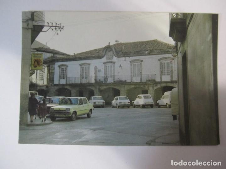 Postales: lote 6 postales viana do bolo ourense galicia embalse bao plaza mayor castelo e torre da igrexa - Foto 2 - 198887163