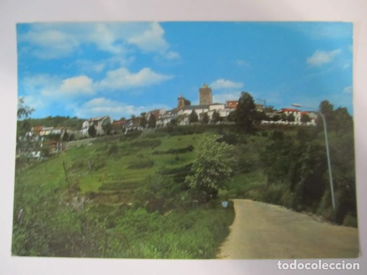 Postales: lote 6 postales viana do bolo ourense galicia embalse bao plaza mayor castelo e torre da igrexa - Foto 5 - 198887163