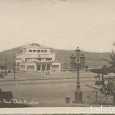 Postales: X123419 GALICIA PONTEVEDRA VIGO REAL CLUB NAUTICO. Lote 199221527