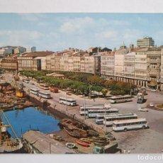 Postais: A CORUÑA - AVENIDA DE LA MARINA - G8. Lote 200022687
