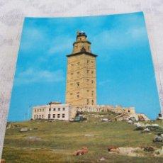 Cartes Postales: TORRE DE HERCULES LA CORUÑA. Lote 201001692