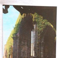 Cartoline: 1049 PONTEVEDRA LAS RUINAS DE SANTO DOMINGO ED PARIS CIRCULADA SELLO 1981. Lote 201220933