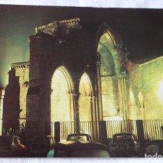Cartoline: 3723 PONTEVEDRA - RUINAS DE SANTO DOMINGO - NOCTURNA - 1975 - SIN CIRCULAR - FAMA . Lote 201224113