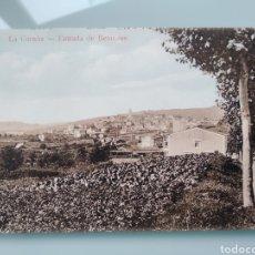 Postales: POSTAL CIRCULADA - ENTRADA DE BETANZOS (LA CORUÑA) (RARA). Lote 202623886