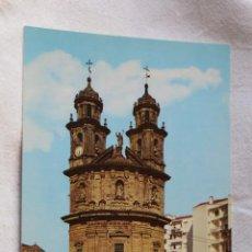 Cartoline: 3035 PONTEVEDRA IGLESIA DE LA DIVINA PASTORA - GALICIA POSTALES FAMA SIN CIRCULAR IMPECABLE. Lote 202684943