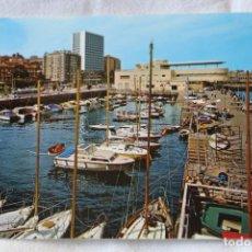 Cartoline: 3563 PONTEVEDRA VIGO DARSENA DEL REAL CLUB NAUTICO 1973 FAMA SIN CIRCULAR IMPECABLE BARCOS PUERTO. Lote 202751790